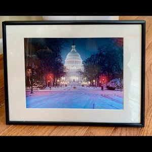 Other - United States Capitol Framed Print
